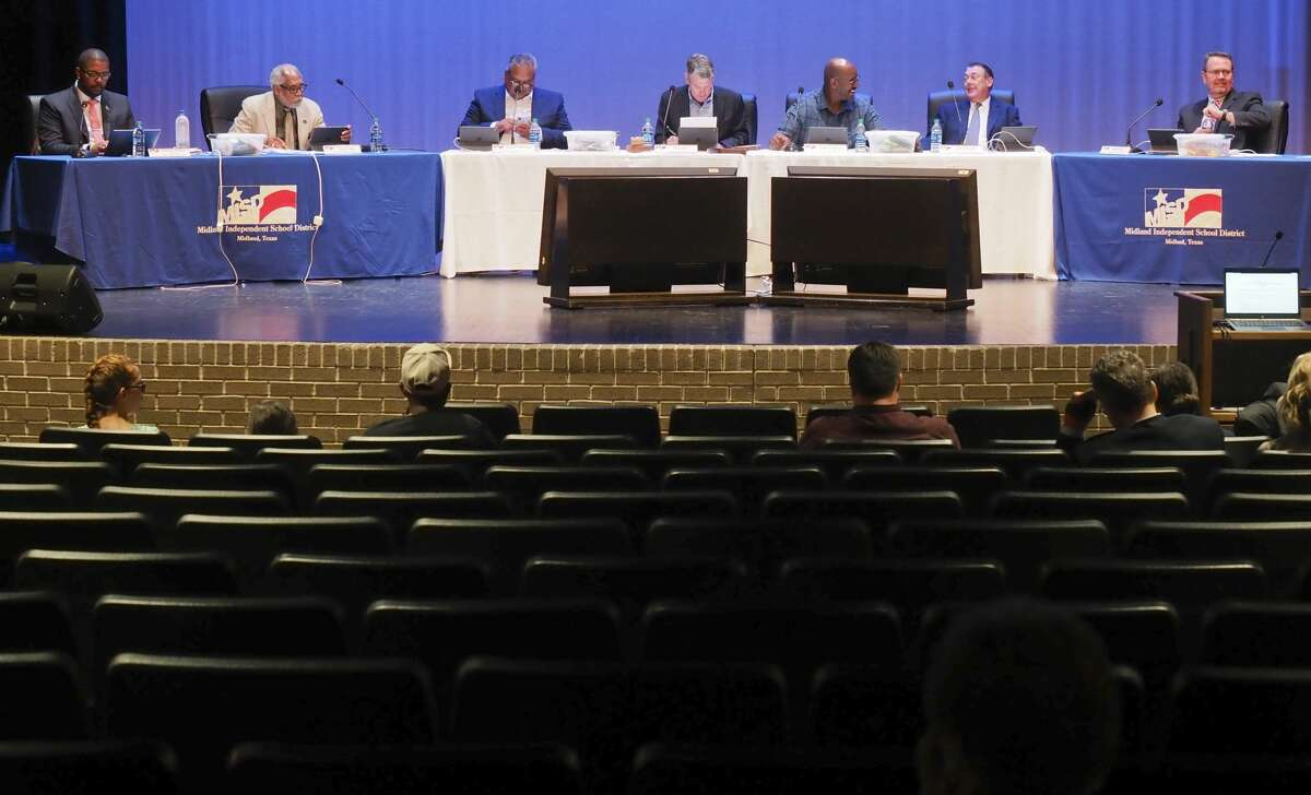 Facilities Committee chair James Riggen told the board that the committee possibly could have the report ready by the October board meeting. The board requested the report before the original delivery date, which was December or January.