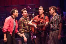"""""""The Million Dollar Quartet"""" musical performs at the Warner Theatre in September."""