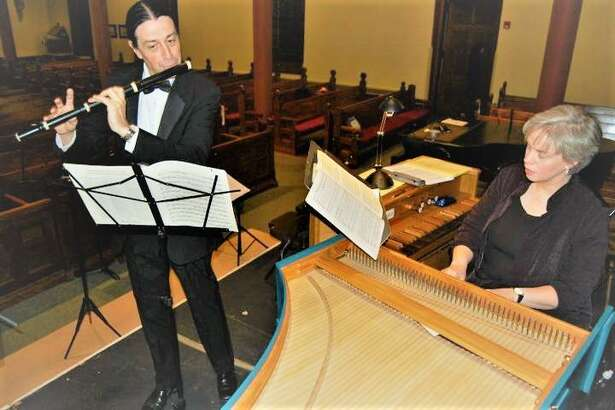 Crescendo presents a chamber concert featuring harpsichordist and Crescendo Artistic Director Christine Gevert, and internationally-renowned flautist Rodrigo Tarraza playing the baroque traverso, Aug. 24-25.