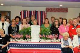 Daughters of the Unionat the memorial table. (Photo provided)