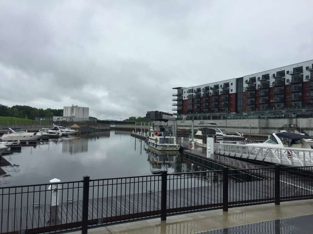 Mohawk Harbor in Schenectady on Saturday, AUg. 11, 2018.