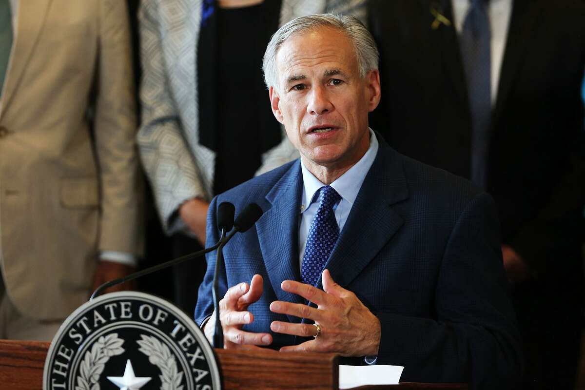Gov. Greg Abbott's office says he can't call for an emergency special election until he has an official resignation letter from Sylvia Garcia.