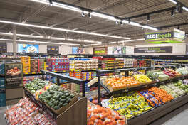 Aldi is increasing its fresh food selection by 40 percent.