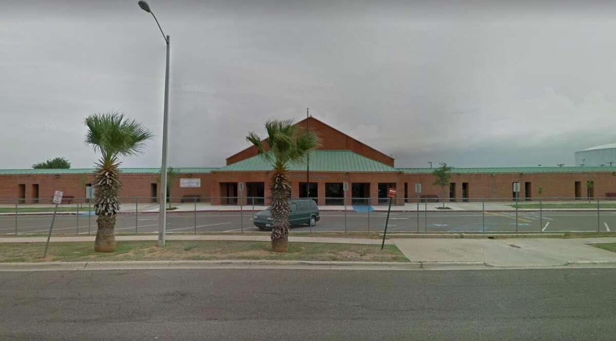 Perez Elementary School, United ISDScore: 88Rating: Met Standard
