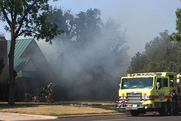 House fire - 1300 block of West Missouri Ave.