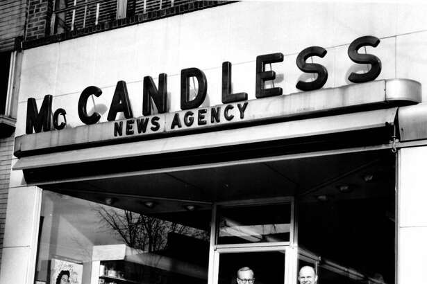 McClandless News Agency, 291 E. Main St. (The Daily News is located here now)