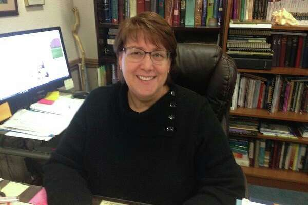 The new pastor at the United Methodist Church-Sebewaing is Pam Beedle-Gee. She took over the church at 513 Washington St. when Rev. Cindy Parsons retired. (Submitted Photo)