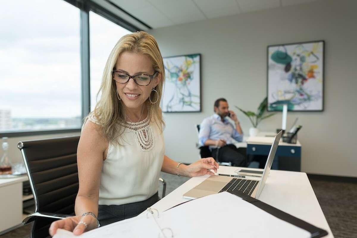 Meridian Business Centers is rebranding as Worksuites in Houston.
