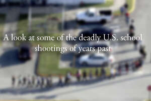 Swipe through to see data and photos from other school shootings in the U.S.