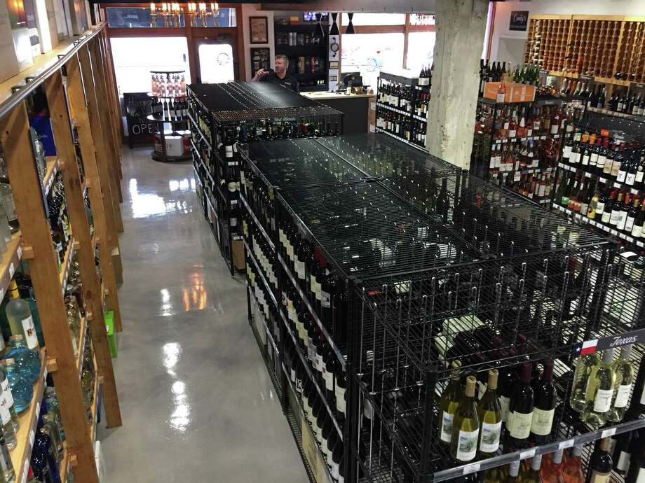 Hargrove's Fine Wine & Spirits is located at 4007 Broadway. Photo: Paul Stephen / Staff