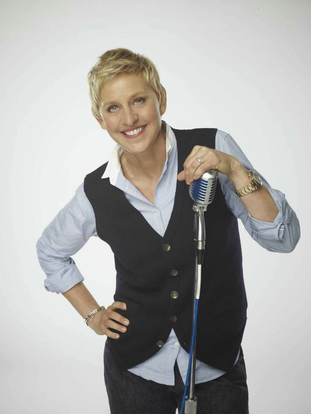 Ellen DeGeneres is working on material for a new stand-up special to be shown on Netflix.
