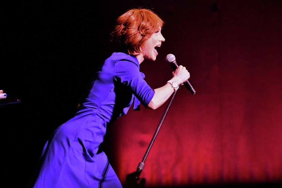 Kathy Griffin brings her Laugh Your Head Off World Tour to Houston on Monday. Photo: Allen Berezovsky, Stringer / Getty Images / 2018 Getty Images