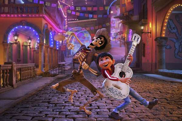 """Miller Outdoor Theatre screens """"Coco"""" on Tuesday."""