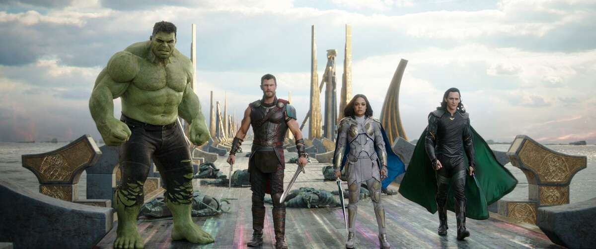Thor: Ragnarok (2017) Leaving Netflix Dec. 4 Imprisoned on the planet Sakaar, Thor must race against time to return to Asgard and stop Ragnarök, the destruction of his world, at the hands of the powerful and ruthless villain Hela.