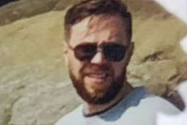 The Cowlitz County Sheriff's Office said Wednesday that 40-year-old Matthew B. Matheny was found alive on a flank of the Mount St. Helens.