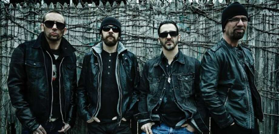 Godsmack is coming to San Antonio in April.