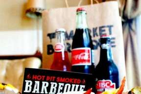 Market Barbeque will open at 2707 SE Military near the Brooks development before the end of 2018.