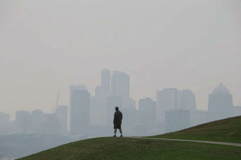 Washington's air quality is getting worse, according to the recently released 2019 State of the Air report by the American Lung Association. Three Washington cities made the list of most polluted by short-term particle pollution.