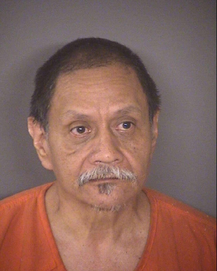 Enrique Lopez, 57, is charged with aggravated sexual assault. Photo: Bexar County Jail