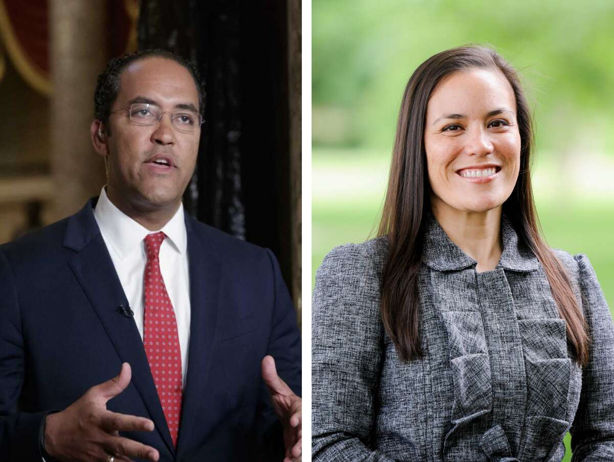 Will Hurd (R) vs. Gina Ortiz Jones (D) Race for:U.S. Congress, Texas' 23rd District insouthwestern Texas. RealClear Politics rating:Toss up