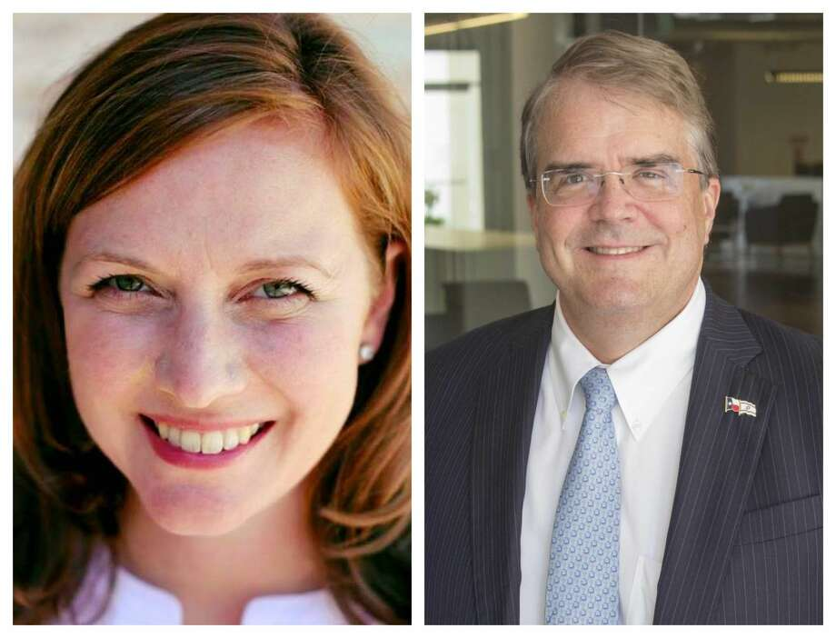Democrat Lizzie Pannill Fletcher and Republican John Culberson are running for Houston's Congressional District 7. GUIDE: We asked Texas candidates what their priorities are. This is what they told us.  Photo: Elizabeth Pudwill / Jeremy Carter / HC