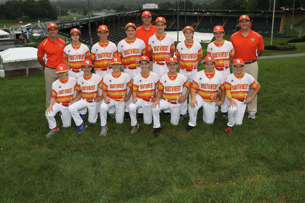 Post Oak Little League poses for a team photo Wednesday, Aug. 15, 2018 at Williamsport, Pennsylvania.