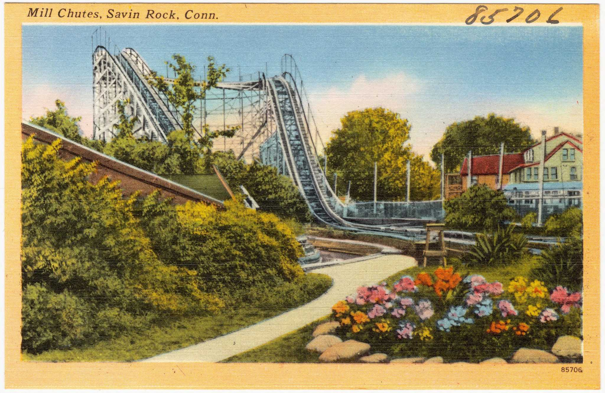Top 50: West Haven\'s Savin Rock once \'Connecticut\'s Coney Island ...