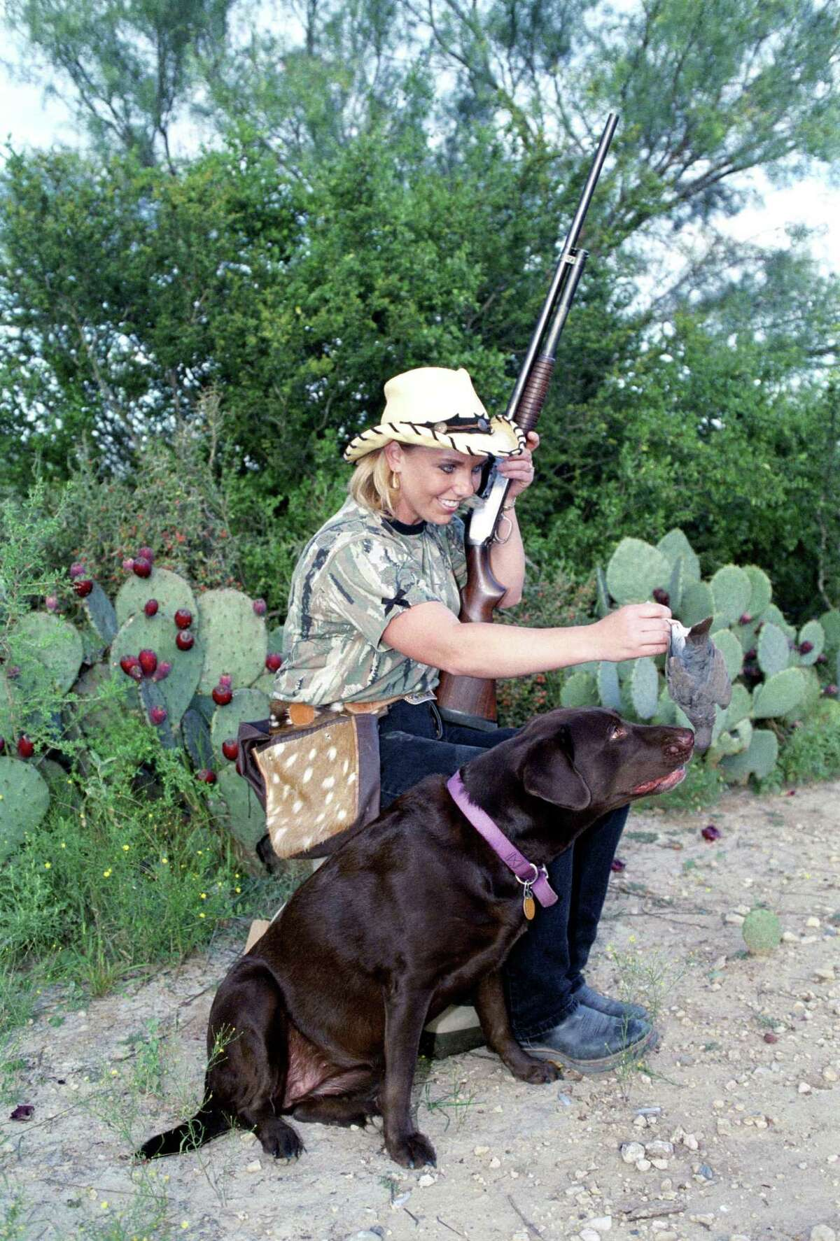 The million-plus acres involved in Texas '2018-19 public hunting program includes 124 tracts of leased private land covering 46,000 acres in 50 counties to which holders of a $48 Annual Public Hunting permit have access for hunting doves and small game.