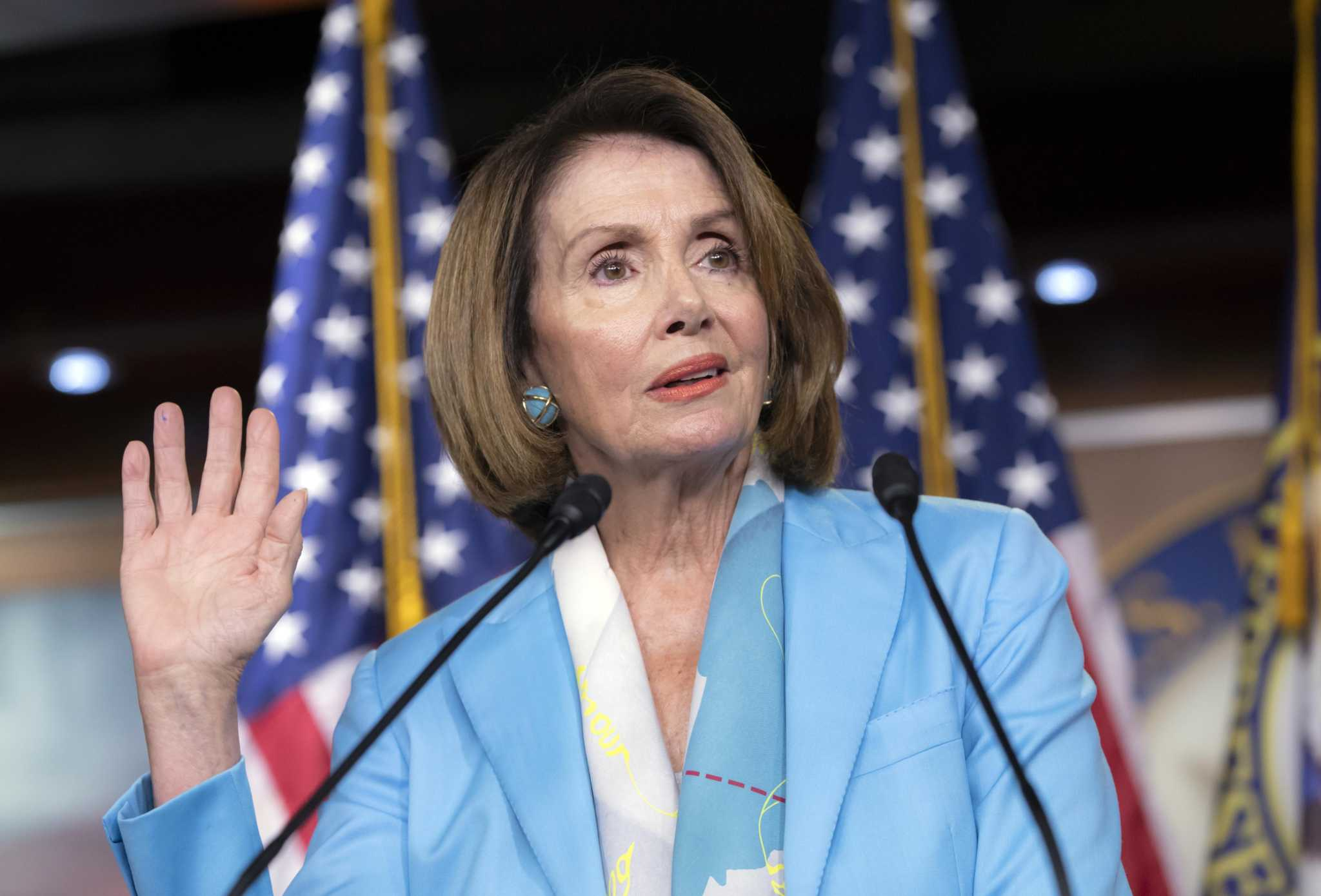 Pelosi in Laredo to block Trump border emergency, which Democrats say could cost Texas millions