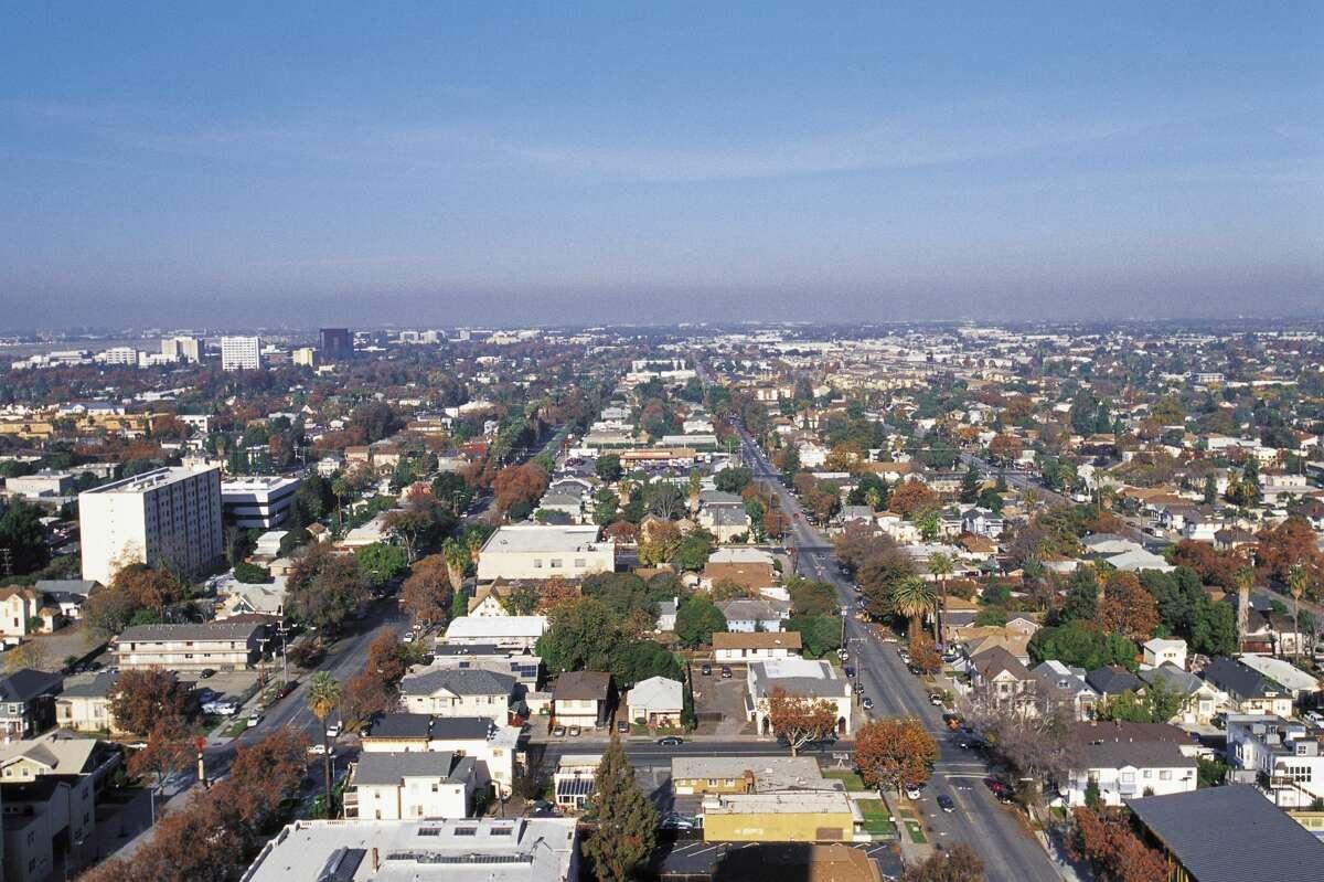 No. 8 - San Jose, California 41,100 events
