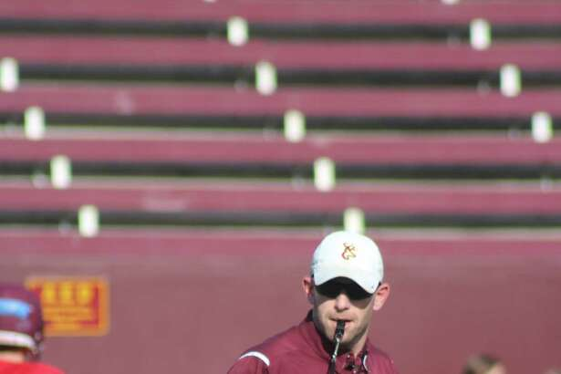 For the first time since the 2001 high school campaign, Austin Flynn is walking around Abshier Stadium, preparing for a high school season. Only this time, he's doing so as head coach of the program that launched his collegiate career at Iowa State.