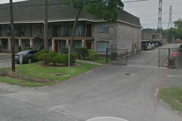 A person was shot and killed by two men in a northwest Houston apartment complex Wednesday, Aug. 15, 2018.