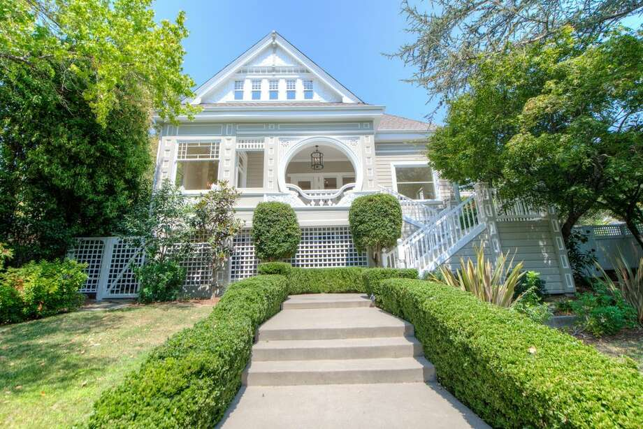 This San Rafael home, priced at $4.2M, showcases the booming prices of this neighborhood. Photo: Karen Z. Hardesty/Sotheby's