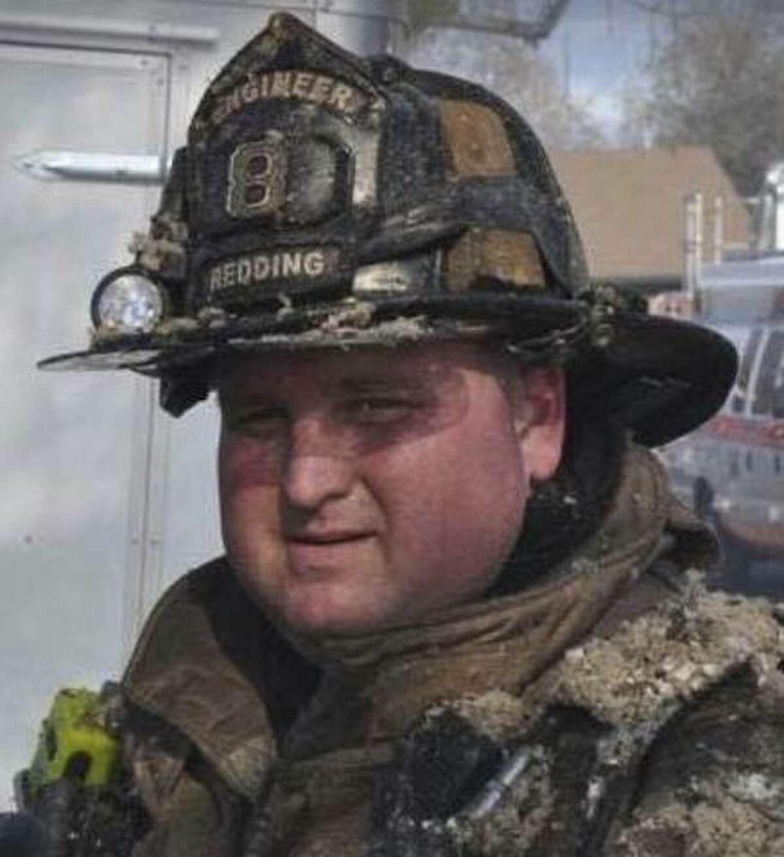Jeremy Stoke, 37, a veteran Redding fire inspector, was entrapped by a fire tornado.