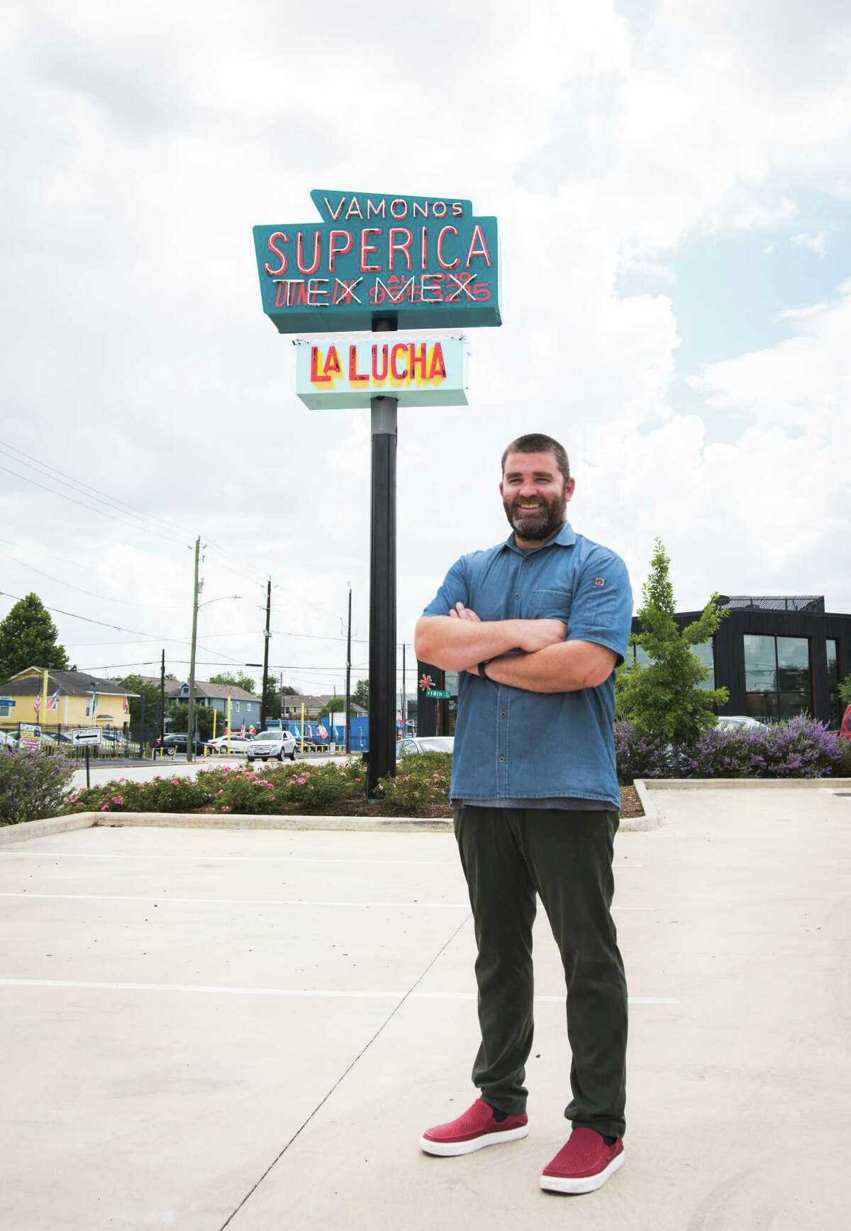 Bobby Matos, the executive chef at State of Grace, will serve as executive chef of La Lucha an new concept from chef Ford Fry.