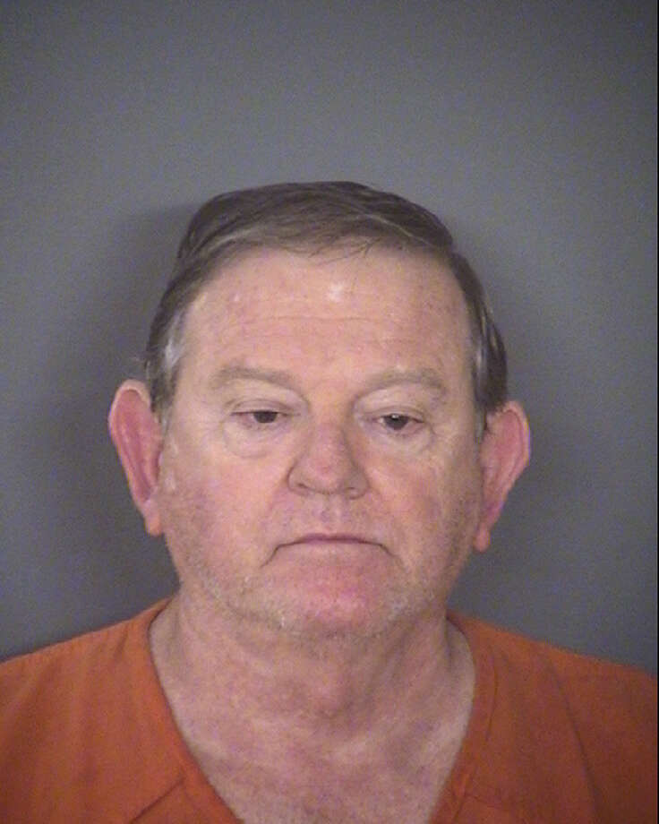 Richard Mark Robeau, 68, was charged with murder. Photo: Bexar County Jail