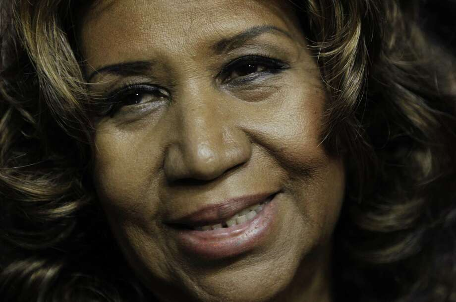 Aretha Franklin in 2011. Photo: Paul Sancya / Associated Press / AP2011
