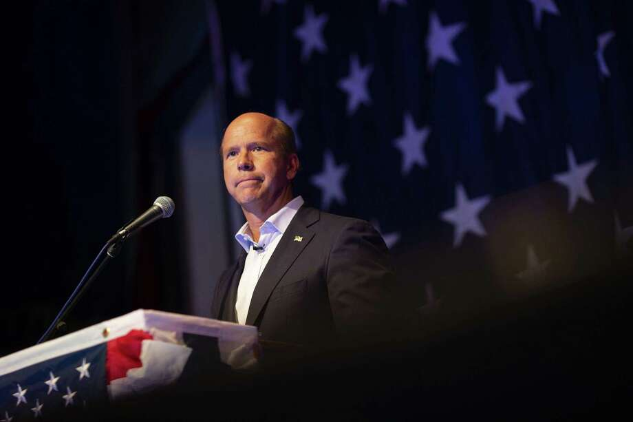 Rep. John Delaney, a Democrat from Maryland and 2020 presidential candidate, speaks during the Democratic Wing Ding event in Clear Lake, Iowa, on Aug. 10, 2018. Photo: Bloomberg Photo By Daniel Acker / © 2018 Bloomberg Finance LP