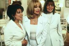 09/19. First Wives Club, Beete Midler, Goldie Hawn And Diane Keaton. (Photo By Getty Images)