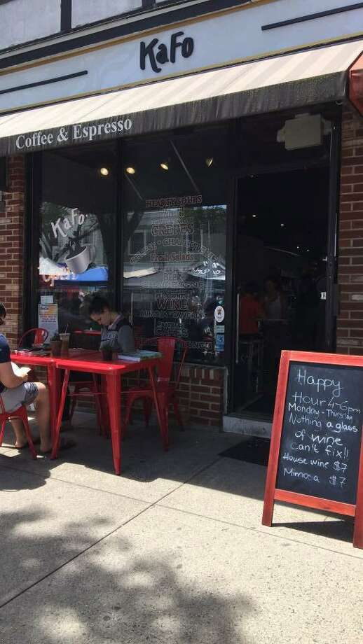 KaFo nails both the coffee and the food in Ridgefield Photo: Contributed Photo