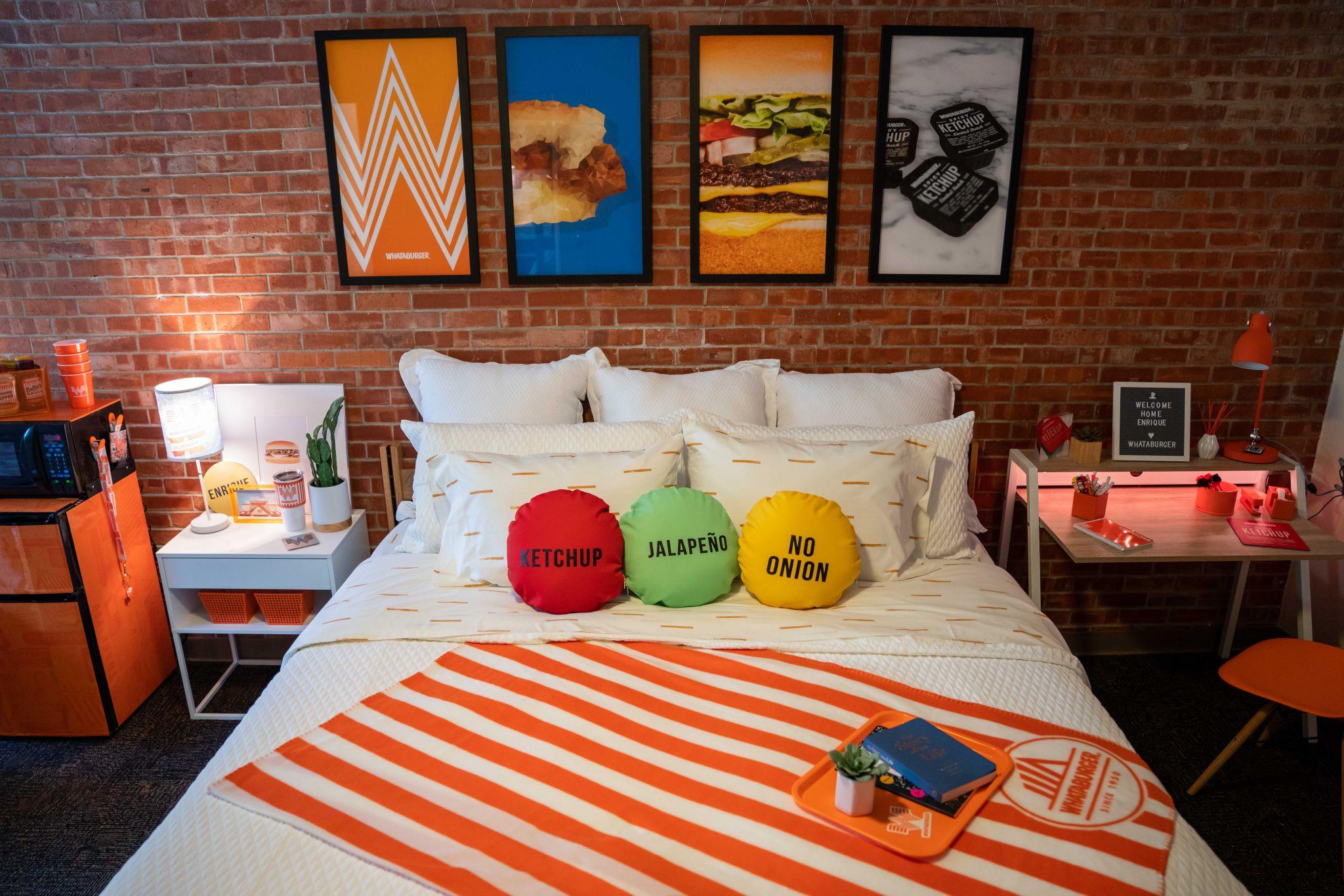 San Antonio College Student S Trinity University Dorm Room