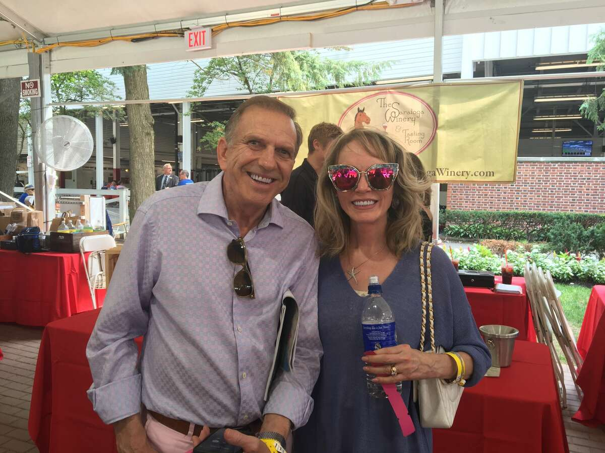 Were you Seen during Taste NY: Cider, Wine & Spirits at the Coca-Cola Saratoga Pavilion at Saratoga Race Course on Thursday, August 16, 2018?