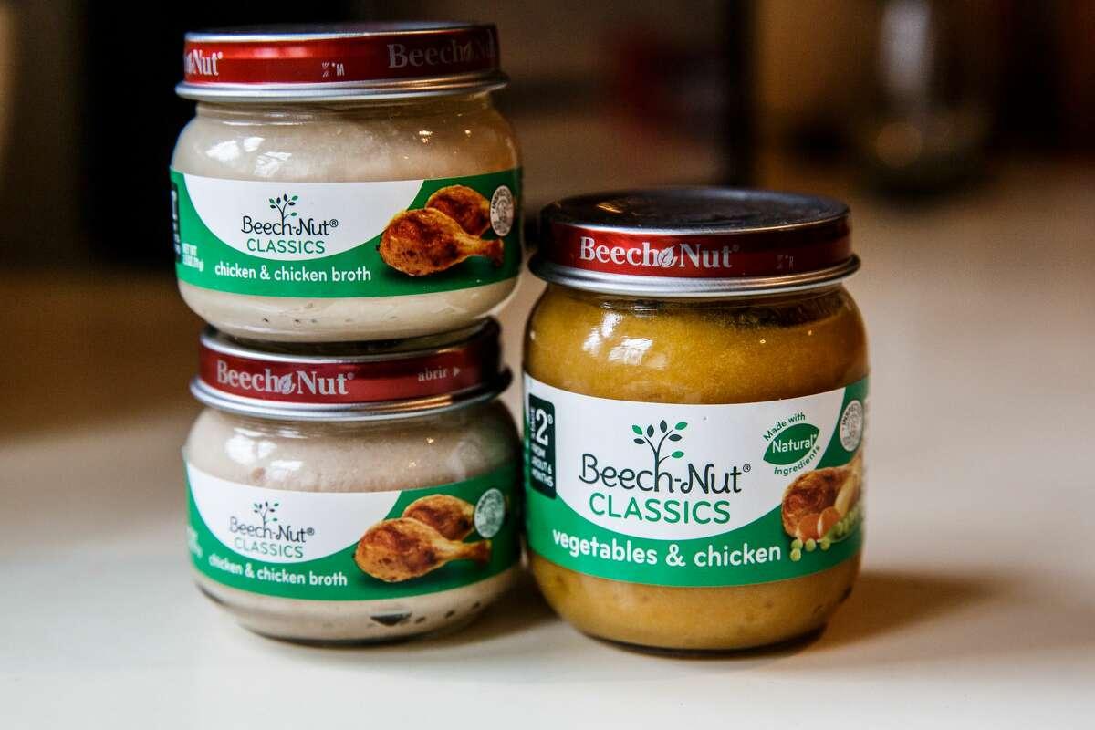 Beech-Nut Beech-Nut Classics Sweet PotatoesBeech-Nut Complete Rice Single Grain Baby CerealBeech-Nut Complete Oatmeal Whole Grain Baby CerealBeech-Nut Organic Oatmeal Whole Grain Baby Cereal