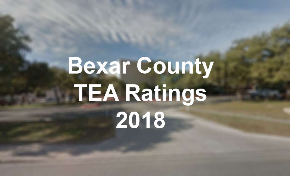 Click through the slideshowto see how schools around the S.A. area were rated.
