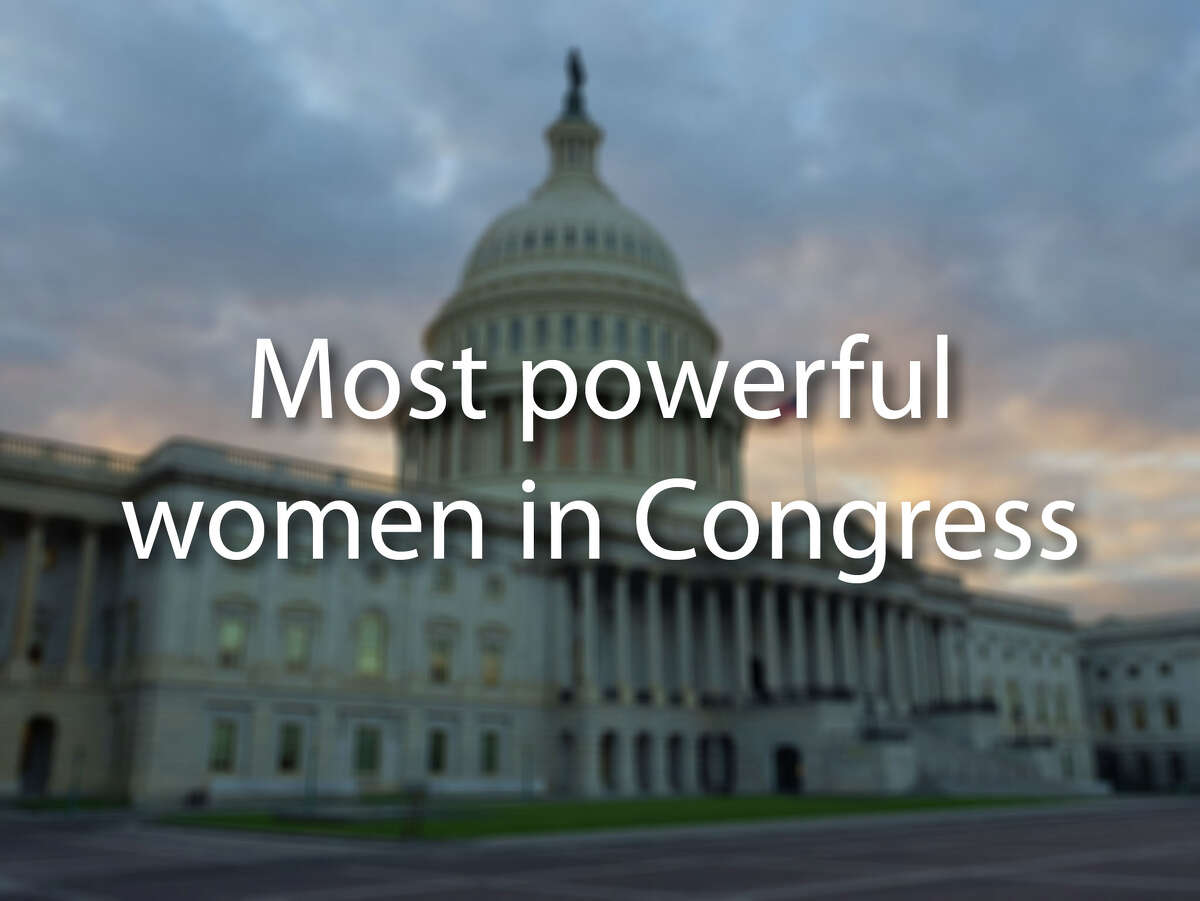 Who are the most powerful women in U.S. Congress? Click through to see some of the names.
