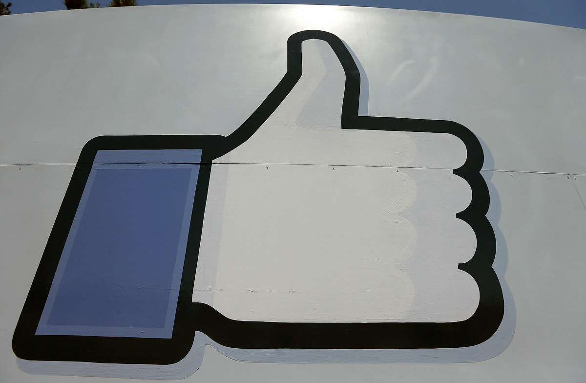 FILE - This June 11, 2014 file photo shows Facebook's