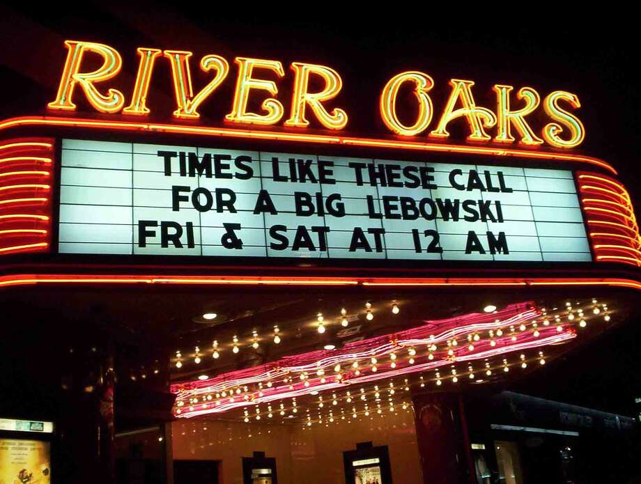 Houston's Landmark River Oaks Theatre is part of a chain that has been purchased by Cohen Media Group. >>Take a look at some of Houston's vintage movie theaters, including many that no longer exist... Photo: Angela Stokes / handout email