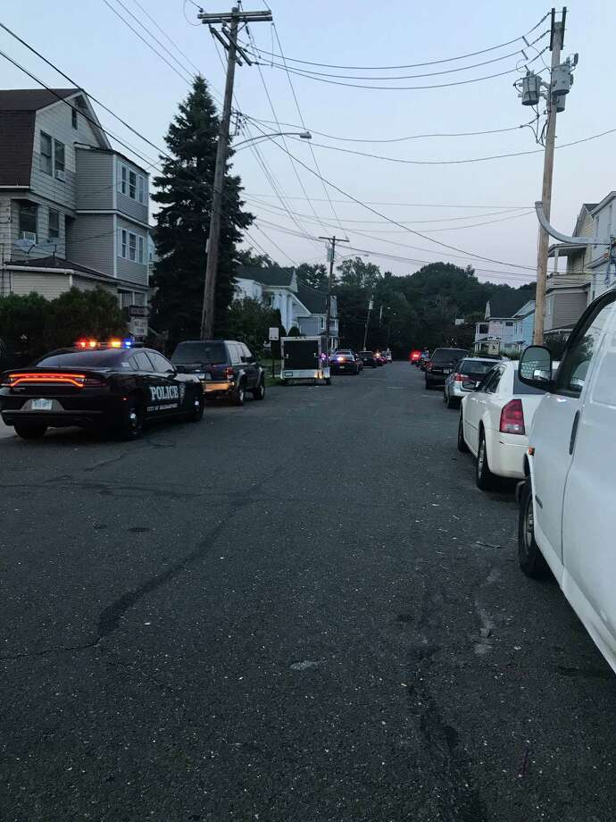 A 2-year-old was pulled out of water about 7:30 p.m. Aug. 16 and was on the way to the hospital from this neighborhood. Photo: Tara O'Neill