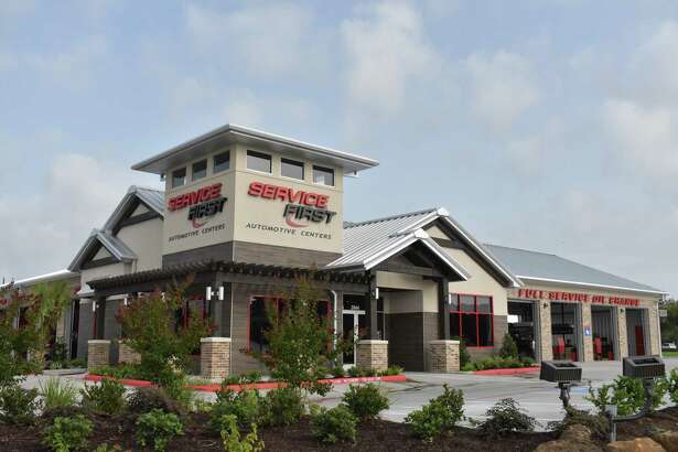 Houston-based Service First Automotive Centers has opened its sixth Houston-area automotive repair and lube center at 2324 Rayford Road.