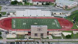 North East AD Karen Funk said her district has sent the Alliance of American Football a tentative contract and that she expects them to use Comalander Stadium and Heroes Stadium for training camps in January.